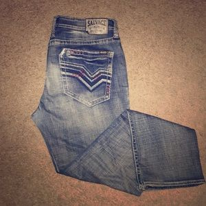 Men's Salvage Havoc Jeans